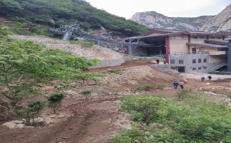 【太华索道】环境保护活动