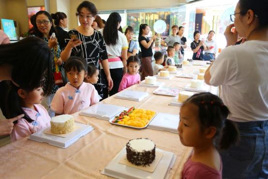【唐乐宫】小小裱花裱师、儿童节孩子们的甜蜜在唐乐宫