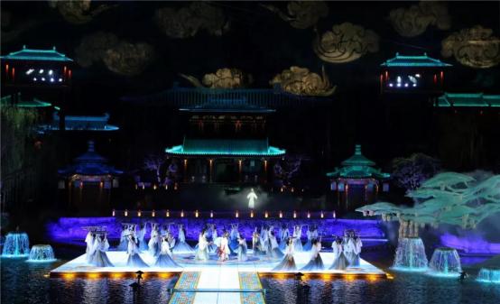 """华清宫《长恨歌》被评为""""游客最喜爱的十大夜间演艺""""(图7)"""